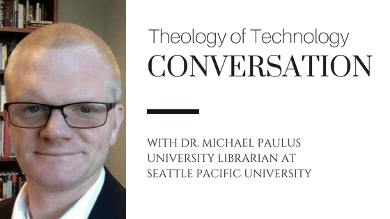 Bonus Episode: On Christianity, the Tech Industry, and AI