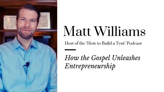 How the Gospel Unleashes Entrepreneurship