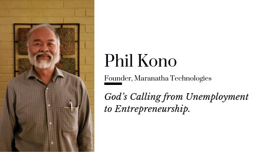 Phil Kono's Podcast Cover