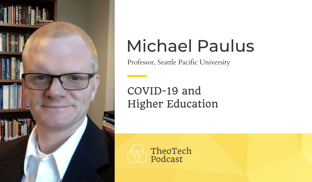 COVID-19 and Higher Education