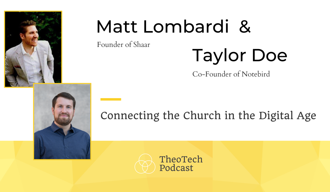 Connecting the Church in the Digital Age