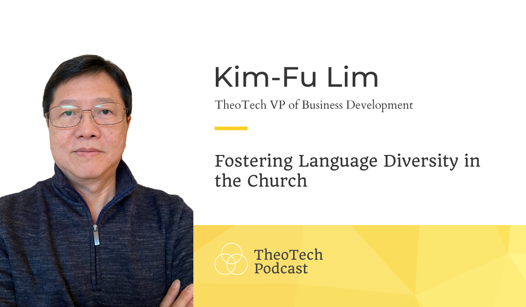 Fostering Language Diversity in the Church