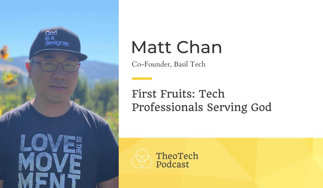 First Fruits: Tech Professionals Serving God