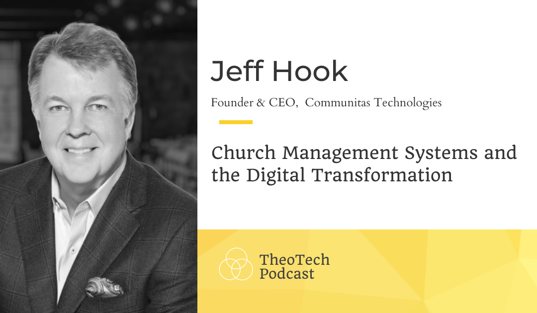 Church Management Systems and the Digital Transformation