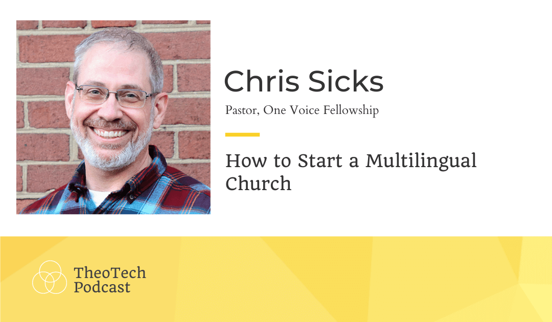How to Start a Multilingual Church